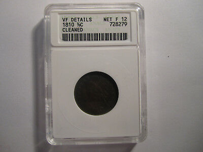 nice 1810 half cent AS SHOWN *4194