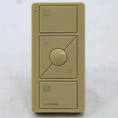 Lutron Ivory Pico Wireless Control 3 Button with Rise/Lower PJ2-3BRL-GIV-S01