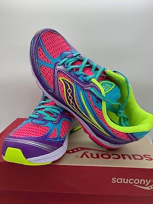 a39e87a0 SAUCONY - KIDS - Size 5.5 - Multi color - New with box - Girls GUIDE ...