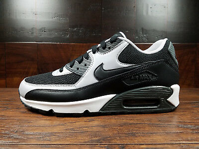 new products fe212 cae6b Nike Air Max 90 Essential (Black  Grey  Anthracite) 537384-053