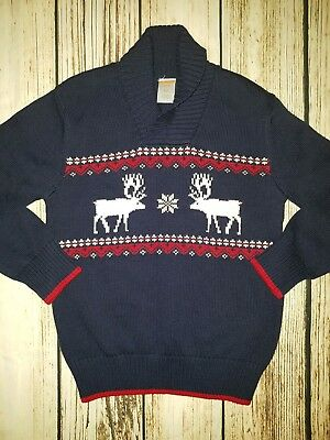 Gymboree 5-6 boys holiday sweater
