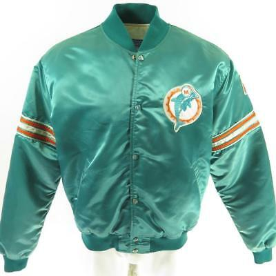 huge discount a6cab dd4f3 VINTAGE NFL MIAMI Dolphins Jacket Patch.NEW.Fast same day Shipping !