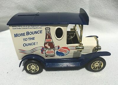 Golden Wheel 1929 Ford Pepsi Cola Delivery Truck 1/32 Scale