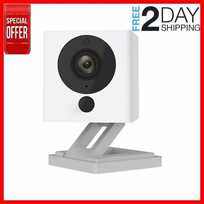 Wyze Cam 1080p HD Indoor Wireless Smart Home Camera Night Vision 2-Way Audio New