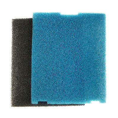 HQRP Coarse and Flat Box Filter Pad for Tetra Pond Filtration Fountain Kits