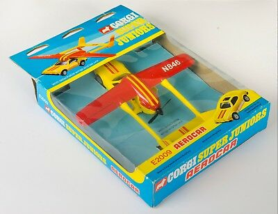 Corgi Super Juniors E2009 Aerocar (James Bond). VNMINT/Boxed1970's