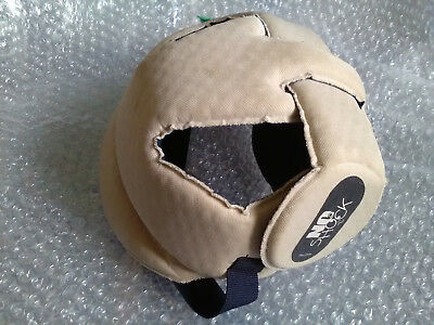 Casque No Shock Ok baby Made in Italy protection sécurité antichoc