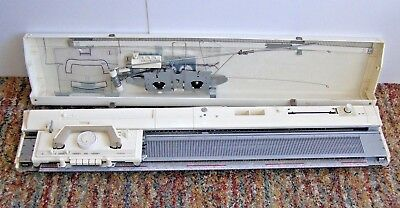 Brother KH-836 Punchcard Knitting Machine ~ Free UK Post