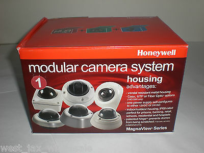 HONEYWELL Video Camera Enclosure Coax MagnaView HEV28RC Housing Unit Only New