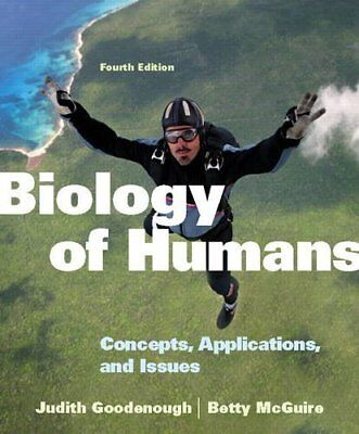 [PDF] Biology of Humans Concepts Applications and Issues (4th Edition)