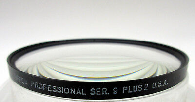 Tiffen Series 9 Close-up +2 Lens Filter Diopter Proxar (82.5mm)