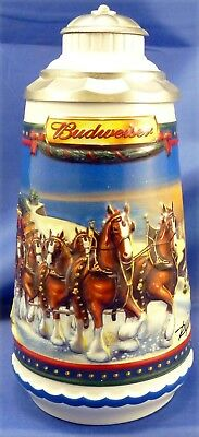 Budweiser 2002 Guiding The Way Home Lighthouse Stein     # 246