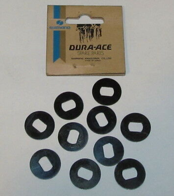 NOS Early Shimano Dura Ace Shifter Shift Lever Friction Plates Lot of 10 NEW