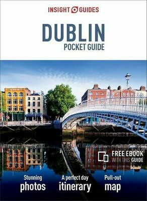 NEW Dublin By Insight Pocket Travel Guide Paperback Free Shipping