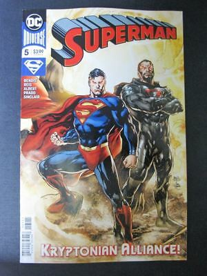 Superman #5 - January 2019 DC Comics # 1D15
