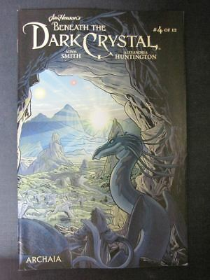 Beneath the Dark Crystal #4 - November 2018 Archaia Comics # 1D92