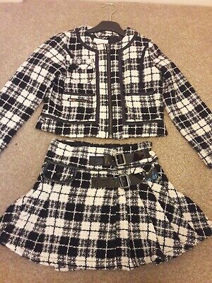 Girls Next Suit Age 5 to 6