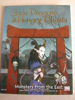 D20 Jade Dragons & Hungry Ghosts Monsters From The East
