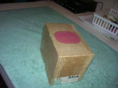 Vintage Haloid Expired F2 Halo Contact Photo Paper 500 Sheets 2.75 x 4.5 Sealed