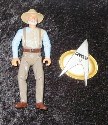 Star Trek TNG Captain Picard als Farmer Playmates