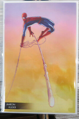 Amazing Spider-Man #797 Kuder Young Guns variant cover Marvel Comics