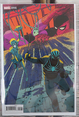 Vault of Spiders #2 1 in 25 Martin variant cover Marvel Comics