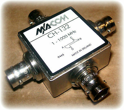 Coupler, Bi-Directional, 20 dB, 1 MHz to 1 G, 19 to 21  Coupling, 40dB Isolation