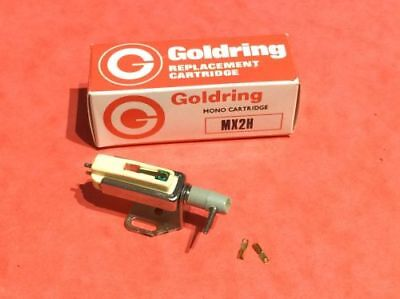 New MONO Goldring MX2H Turnover  Crystal Cartridge for Turntable part