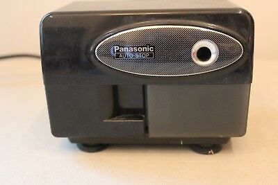 PANASONIC Auto-Stop Pencil Sharpener KP-310 Lot #18c