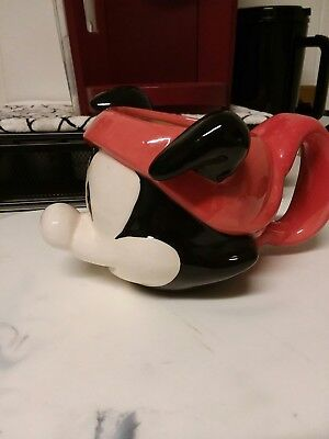 1994 Warner Brothers Animaniacs Wakko Ceramic Coffee Mug Cup VHTF HTF Used