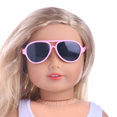 Best sweet girl Gift glasses  for American girl doll party
