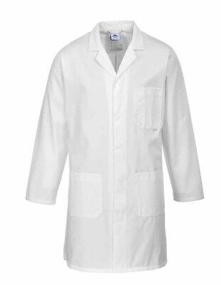 Portwest - Standard Lab Medical Coverall Coat