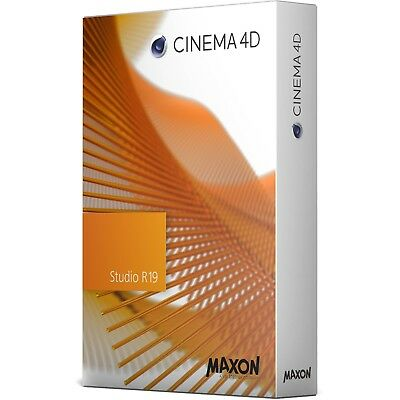 MAXON CINEMA 4D Studio 2018 R20 - FULL VERSION - E-DOWNLOAD