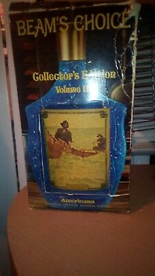 Beams Choice Decanter Collectors Edition Vol. III Hauling In The Gill Net