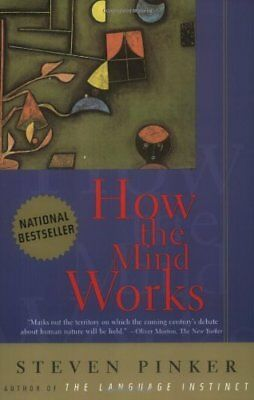 How the Mind Works by Pinker, Steven 0393318486 The Cheap Fast Free Post