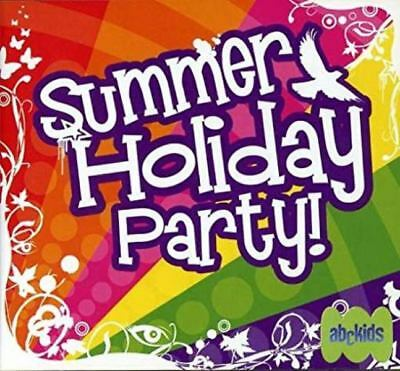 SUMMER HOLIDAY PARTY ~ ABC Kids ~ CD Album ~ GC ~ FREE POST!*
