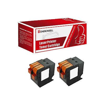 2PK Compatible 4135554T ISINK34 IMINK34 Red Ink for Neopost & Hasler 330 350 420