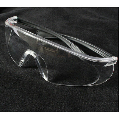 Protective Eye Goggles Safety Transparent Glasses for Children Games CACO