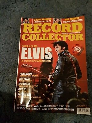 RECORD COLLECTOR - ISSUE 484 Oct. 2018 vgc