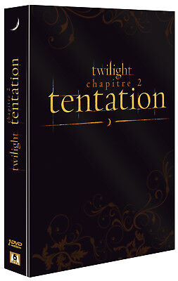 DVD - Twilight - Chapitre 2 : Tentation [Édition Collector] - Neuf.