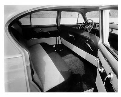 1954 DeSoto Firedome V8 Interior Factory Photo uc2002-OTHHDF