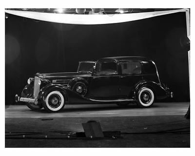 1935 Packard 12 Model 1207 Cabriolet Factory Photo uc2240-416NKS