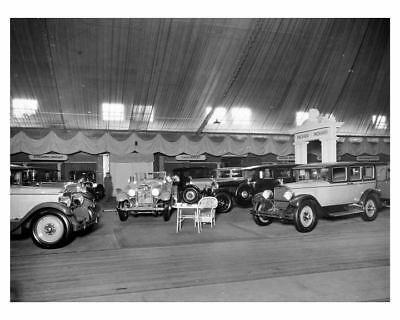 1927 Packard 4th Series Six and 3rd Series Eight Factory Photo uc2491-VP58II