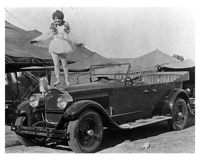 1925 1926 Packard 2nd Series Eight Model 243 Touring Factory Photo uc2496-MVYFLM