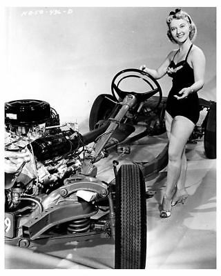 1959 Studebaker Chassis Factory Photo uc4390-V77W3W