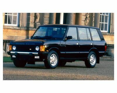 1995 Range Rover County LWB Factory Photo uc5090