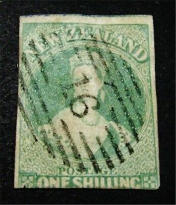 nystamps British New Zealand Stamp # 10 Used $1950