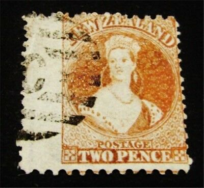 nystamps British New Zealand Stamp # 43 Used $43