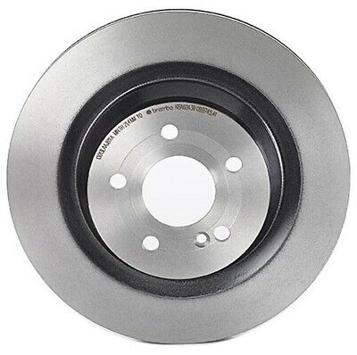 For BMW E60 525i Front Left or Right Brake Disc Rotor Vented 310mm Coated Brembo