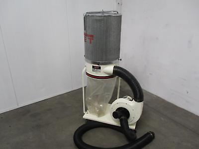 JET DC1100C Dust Collector 1-1/2 HP 1 PH 115/230 VAC T121885
